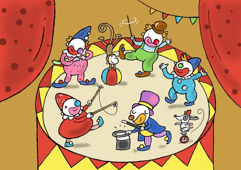 DOPIDO circus